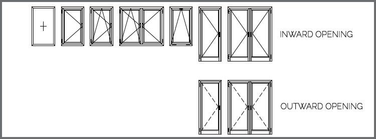 TE62 Doors and Windows