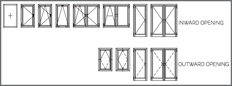 TH55 Doors and Windows System
