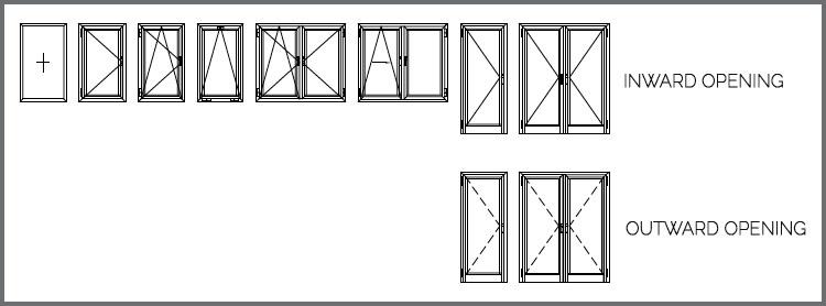 TM55 Thermal Door and Windows